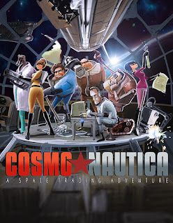 Cosmonautica PC Game