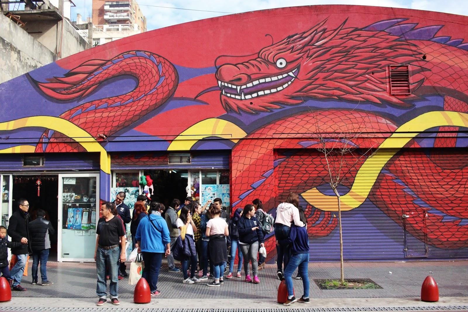 murales barrio chino