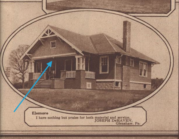 Testimonial home of Joseph DeHaven Sears Elsmore Glenshaw PA