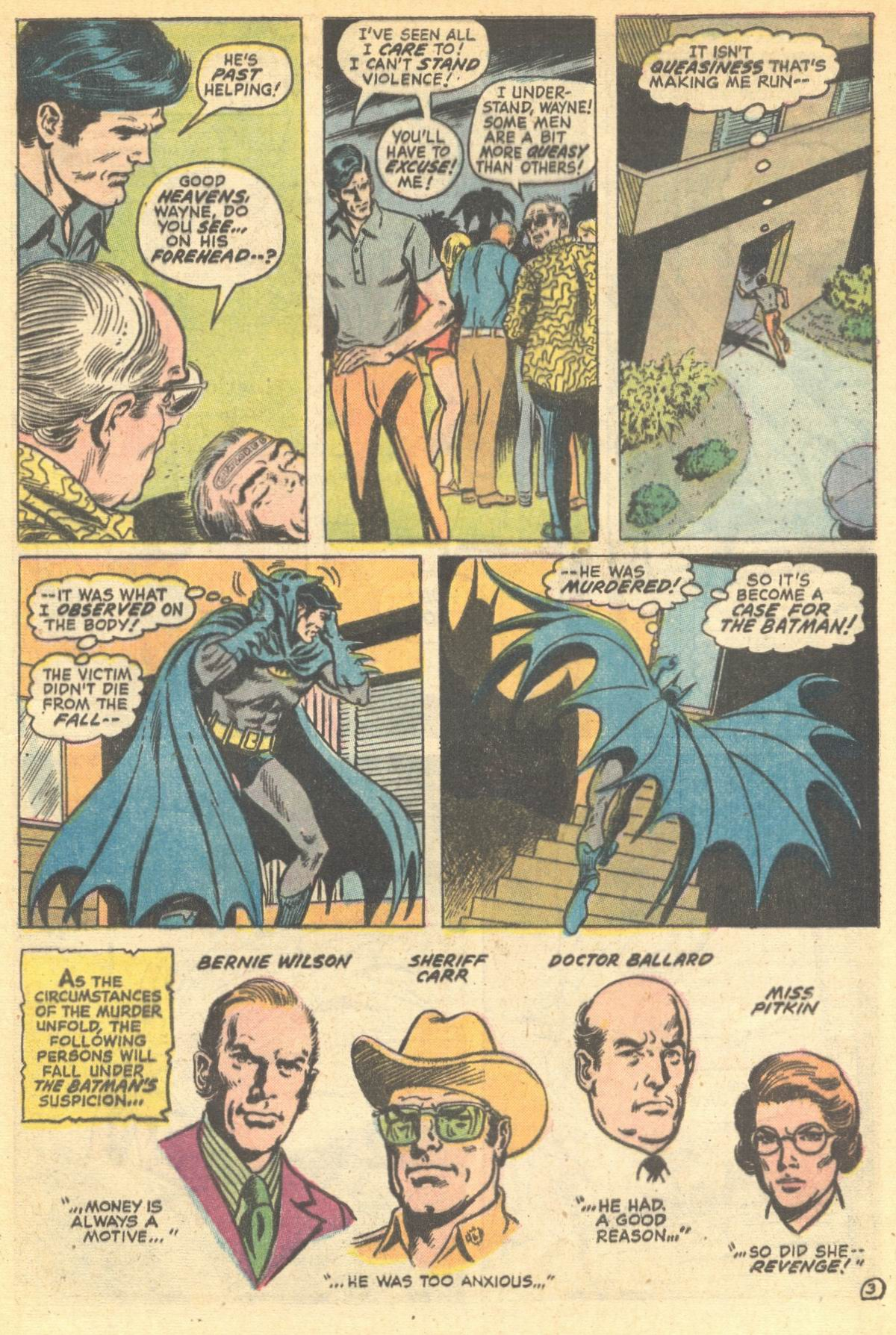 Detective Comics (1937) 431 Page 4