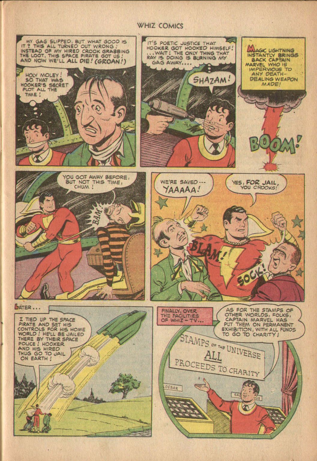 WHIZ Comics issue 137 - Page 9