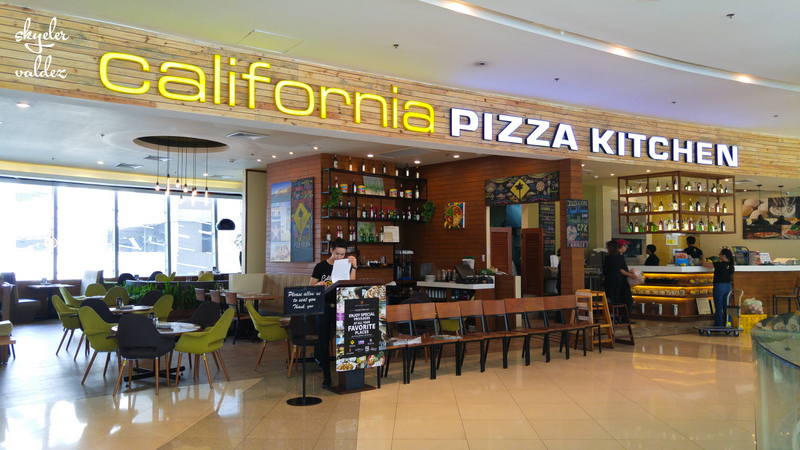 Mommy Eichel California Pizza Kitchens New Taste Menu