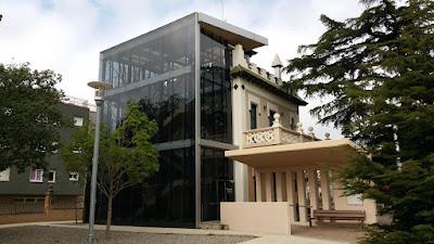 Els Hostalets de Pierola. Torre del Sr. Enric