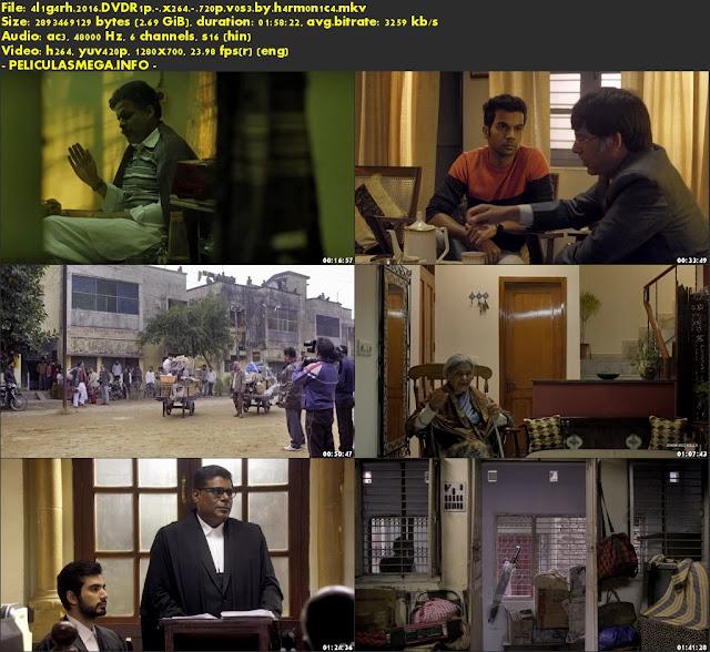 Descargar Aligarh Subtitulado por MEGA.