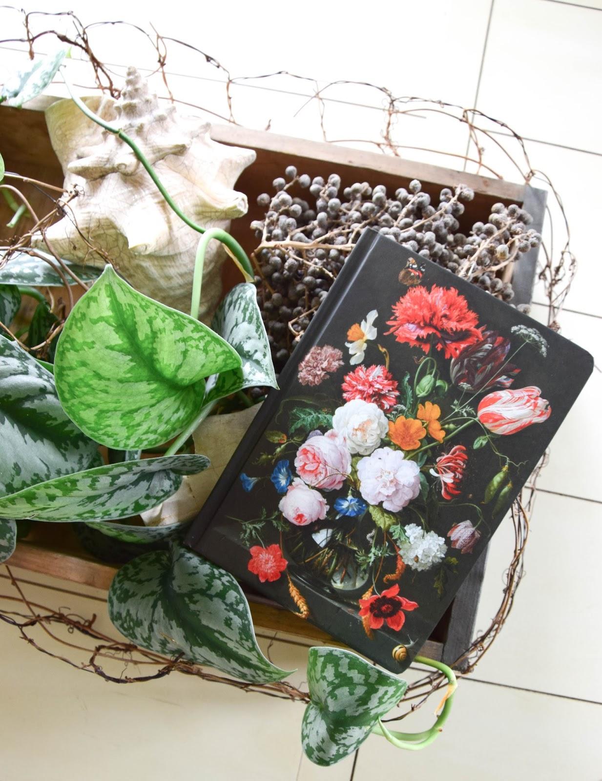 natürlich dekorieren mit deko-kiste und naturmaterialien tischdeko esszimmer holzkiste diy kreativ