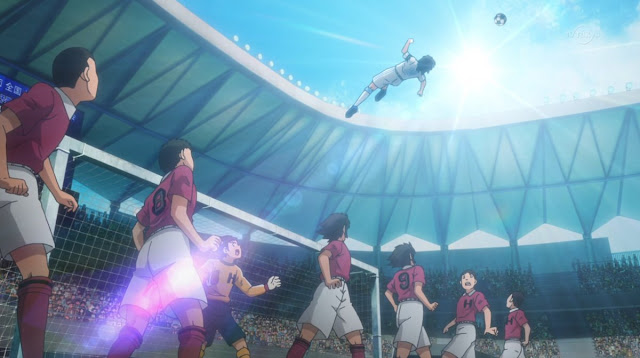 Download Video Anime Captain Tsubasa (2018) Episode 17 Subtitle Indonesia Terbaru