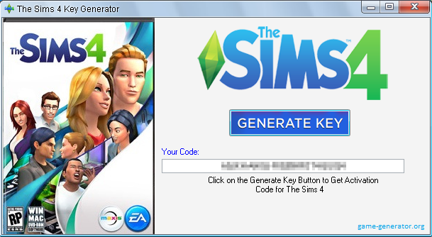 sims 3 pc code activation