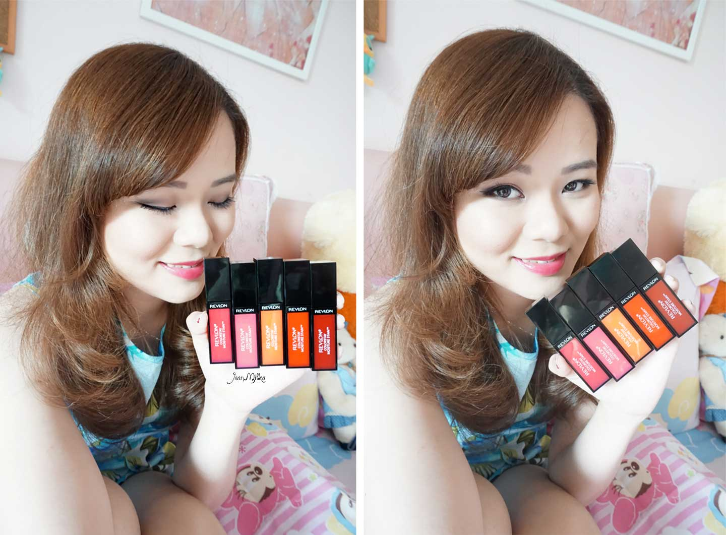 revlon, colorstay, moisture stain, product review, blog, beauty