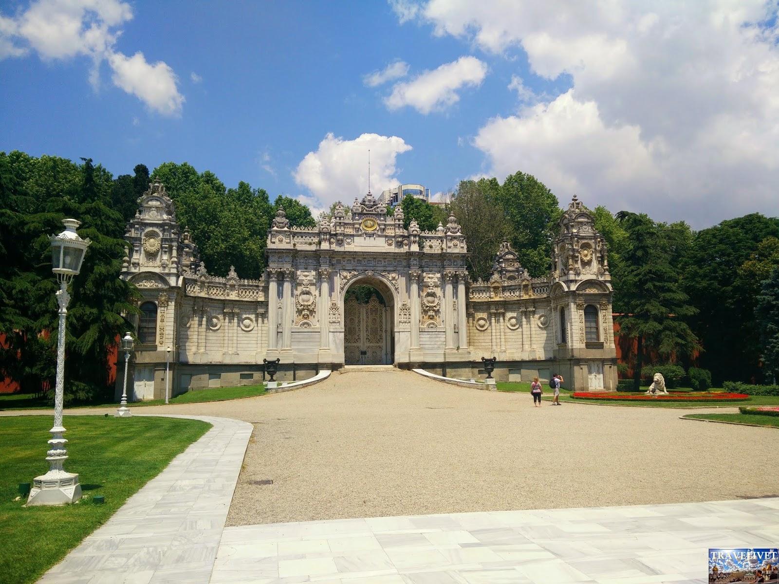 Turquie Istanbul Palais