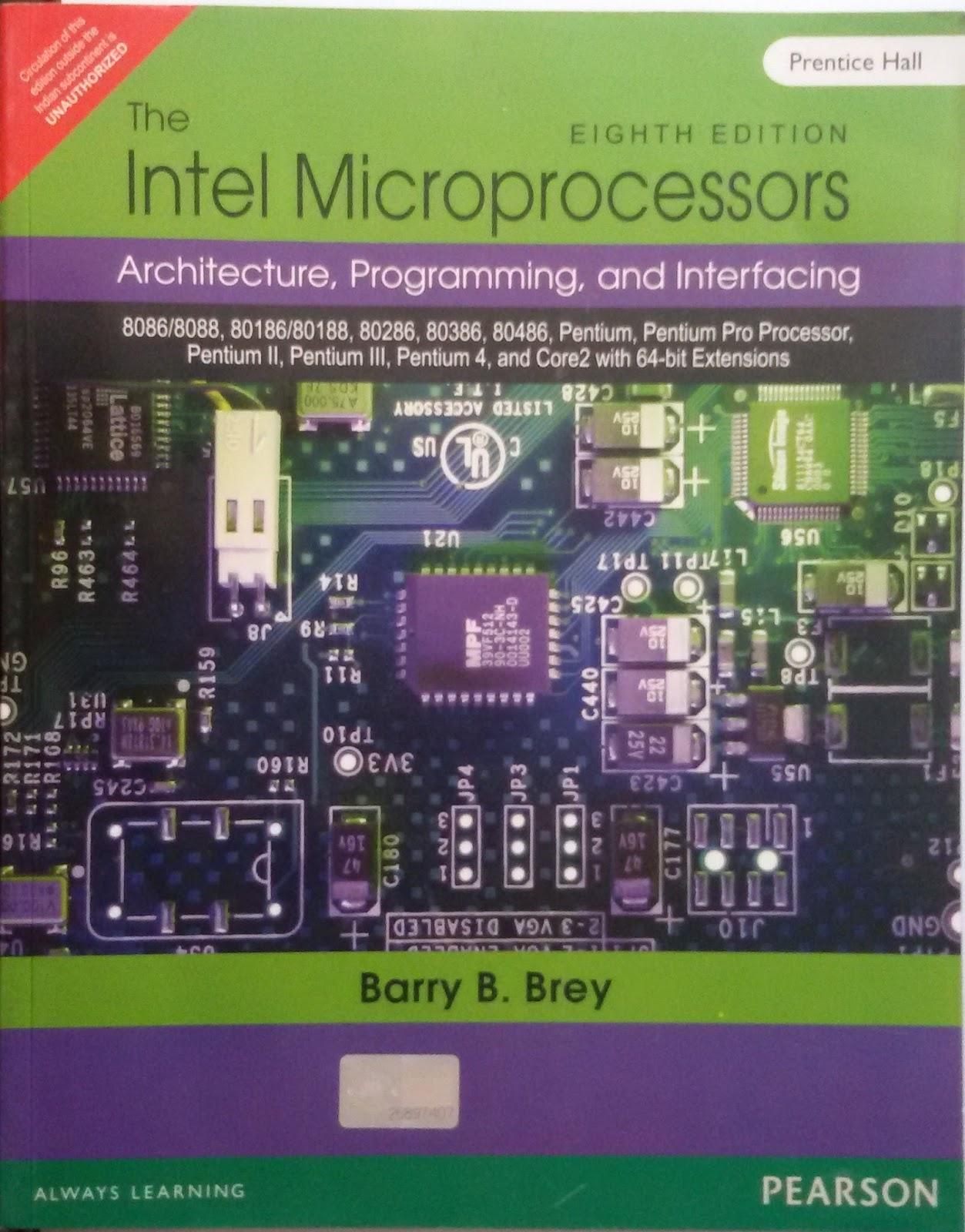 80386 Microprocessor Pdf