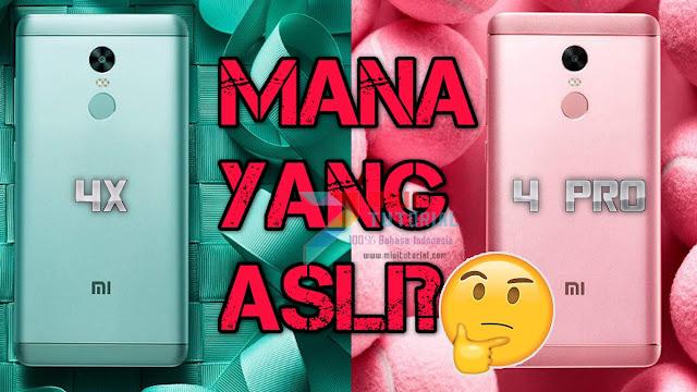 Sebenarnya Ada Berapa Jenis Xiaomi Redmi Note 4 sih? Kok ada Redmi Note 4X dan Redmi Note 4 PRO! Mana Yang Benar?! Simak Penjelasannya Berikut
