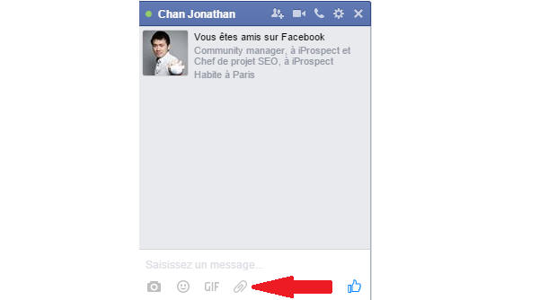 Facebook chat et Messenger