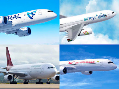 Océan Indien : Air Corail jette l'éponge, Air Madagascar confirme, Air Seychelles performe