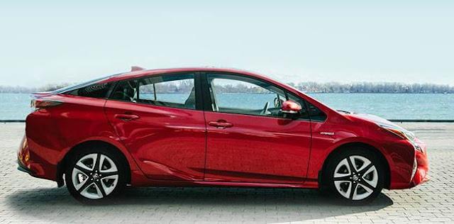 2018 Toyota Prius Price