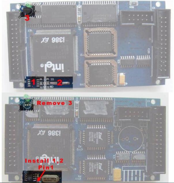 Réparer PIC12F629