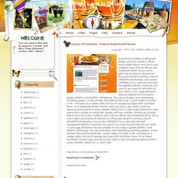 Extraordinary Laos in Details Blogger Template. beautiful background template blogger