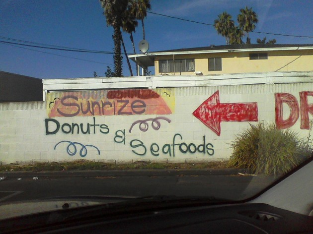 Sunrize Donuts & seafoods