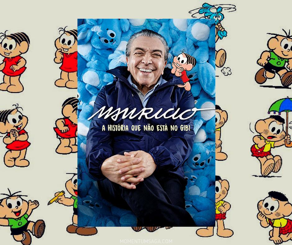 Biografia do Maurício de Sousa