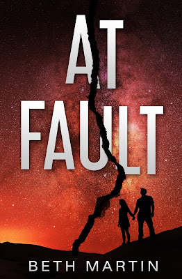 Cover for At Fault