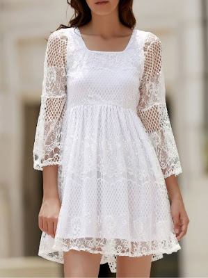http://www.zaful.com/white-lace-mesh-splicing-square-neck-flare-sleeve-dress-p_188461.html?lkid=65982