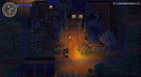 Graveyard Keeper - Tavern outside at night
