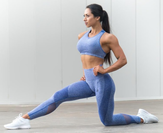 Ryderwear Infinity Seamless Collection