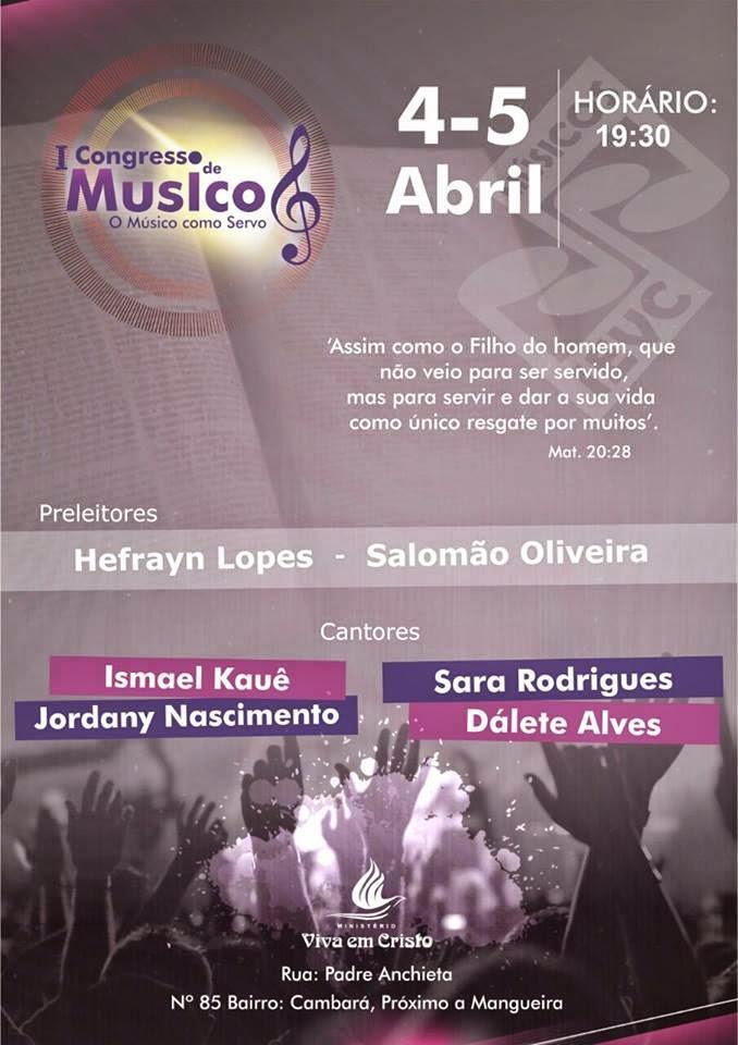 I Congresso de Músicos