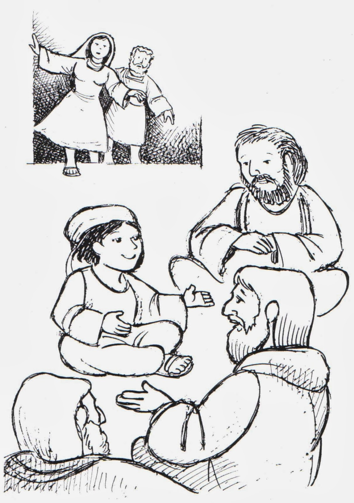 El Renuevo De Jehova: Jesus En El Templo - Imagenes para ...
