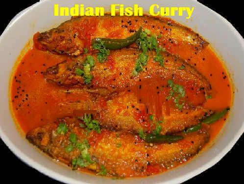 Indian Fish Curry Recipe In Hindi