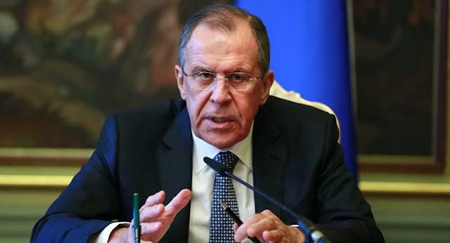 Lavrov: Να σταματήσει τα γεωπολιτικά παιχνίδια η ΕΕ