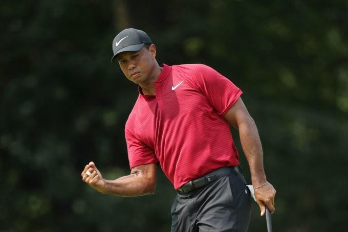 Tanti auguri a Tiger Woods che oggi compie 43 anni
