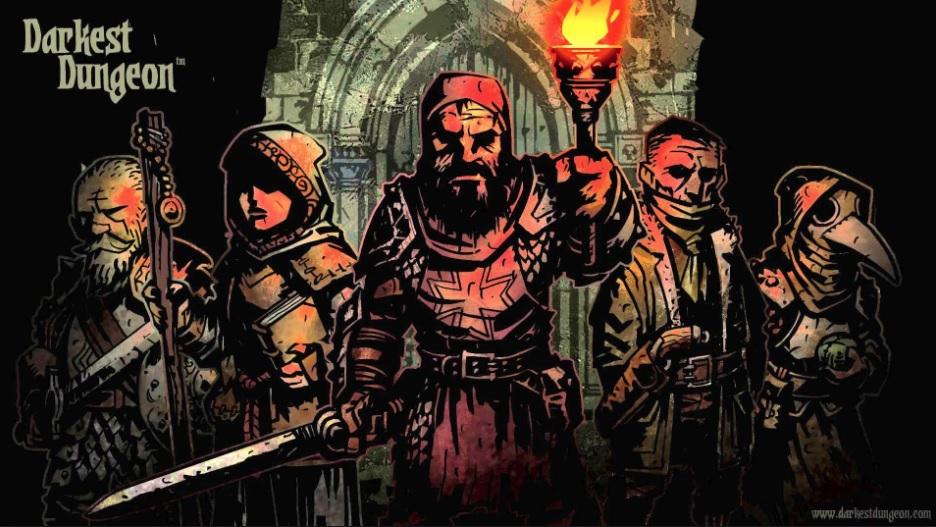 Darkest Dungeon (Xbox One)