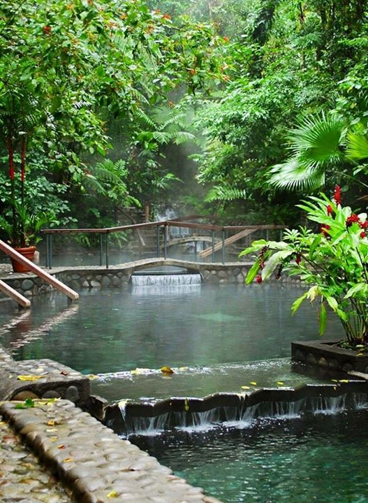 Taatpacon the hot Springs Resort, Costa Rica