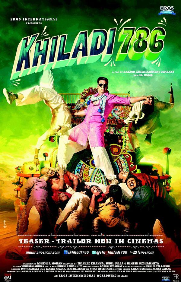 About-bollywood-movie: Movie Khiladi 786 Wallpaper, Akshay
