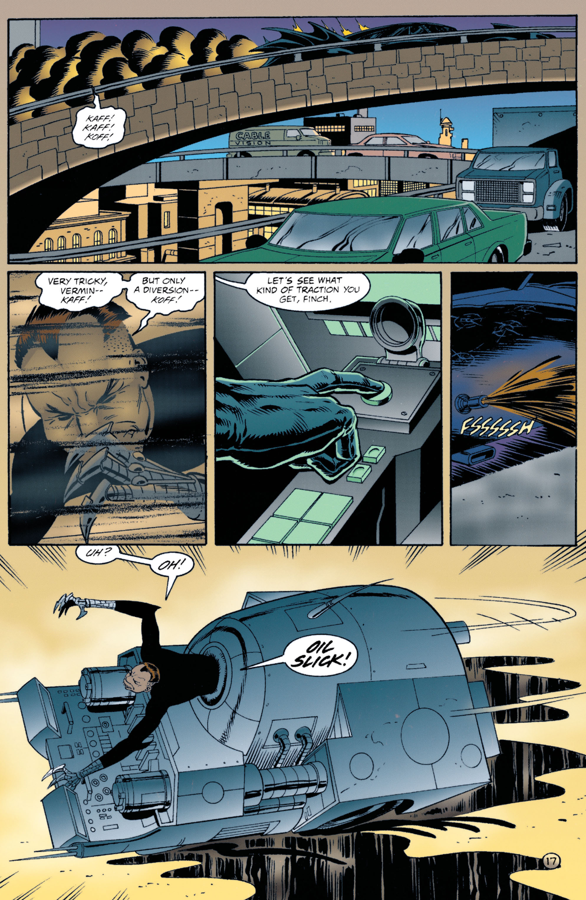 Detective Comics (1937) 718 Page 17