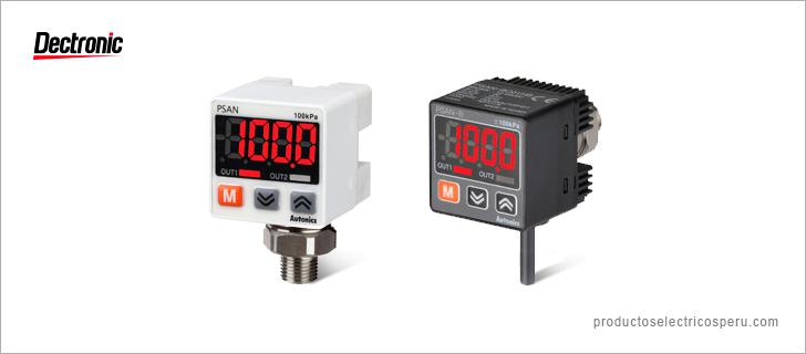 Sensor de presión Serie PSAN - Autonics