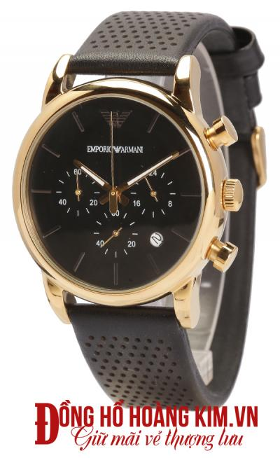mua đồng hồ da nam đẹp ở đồng nai giá rẻ tại đồng hồ Hoàng kim