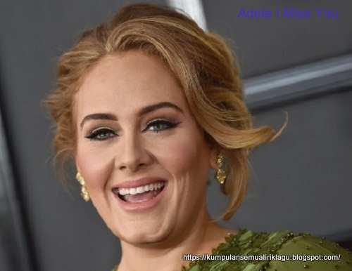 Lagu Adele I Miss You