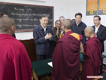 Wang in Tibet: Sinicization of the religions in China