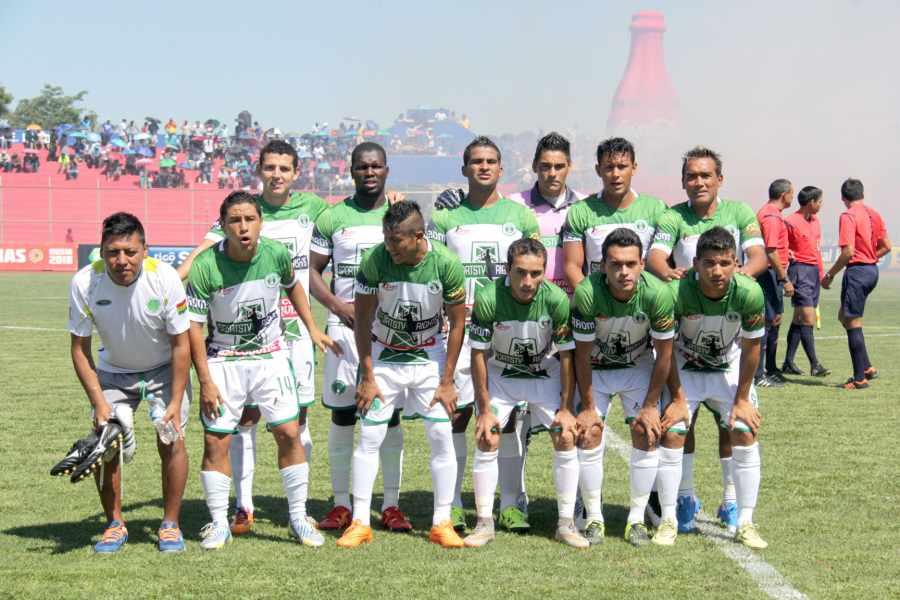 Equipos bolivianos