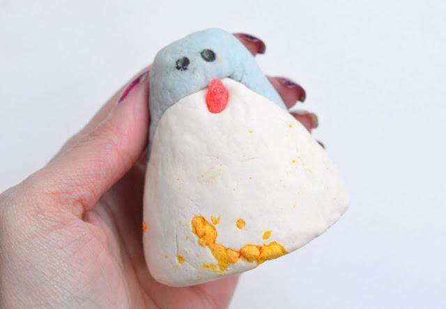 Lush Christmas Collection Christmas Penguin