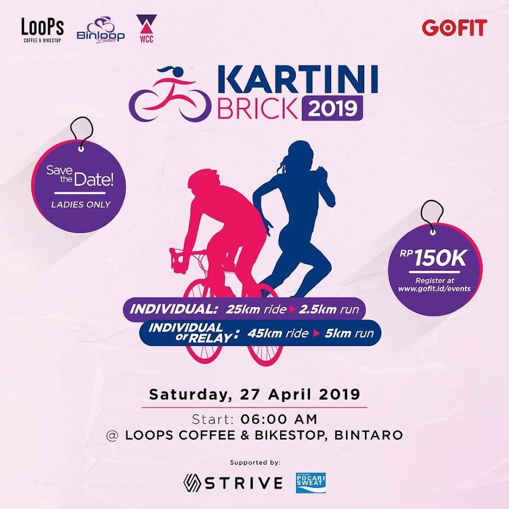 Kartini Brick • 2019