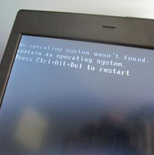 "Cara memperbaiki ""An operating system wasn't found"" di Windows 8 dan 10"