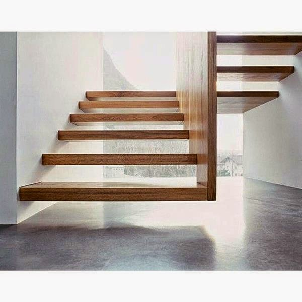 Space Saving Staircase Designs: 35 Modern Interior Staircase Design Ideas, Stairs Designs