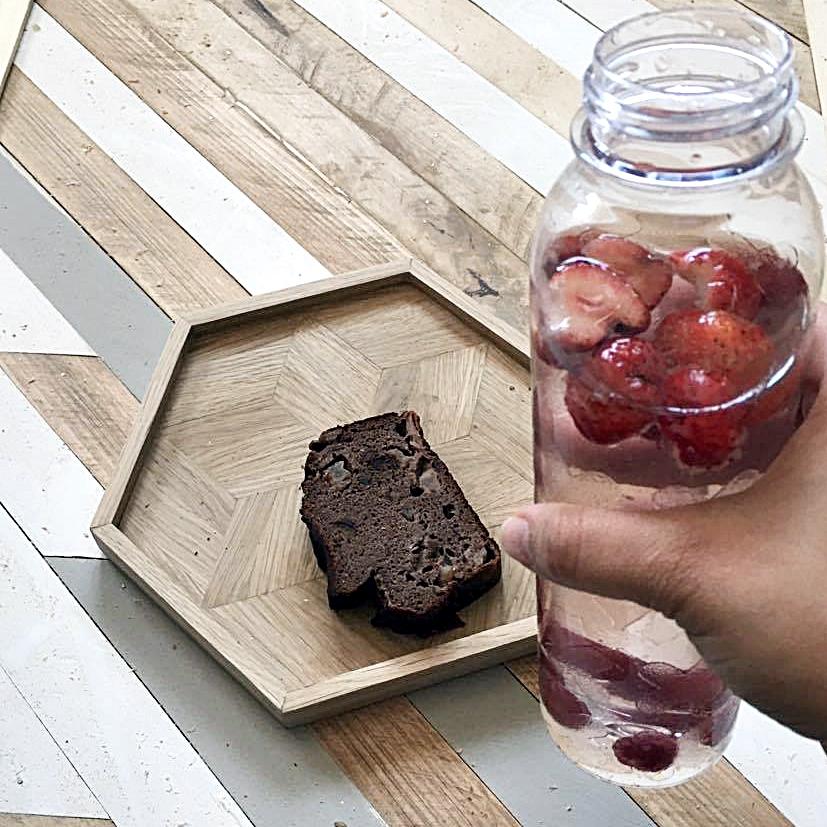 Dlaczego nie jestem na diecie i nie lubię diet? Jak zrobić ciasto bez cukru i tłuszczu, przepis na any-blog.pl