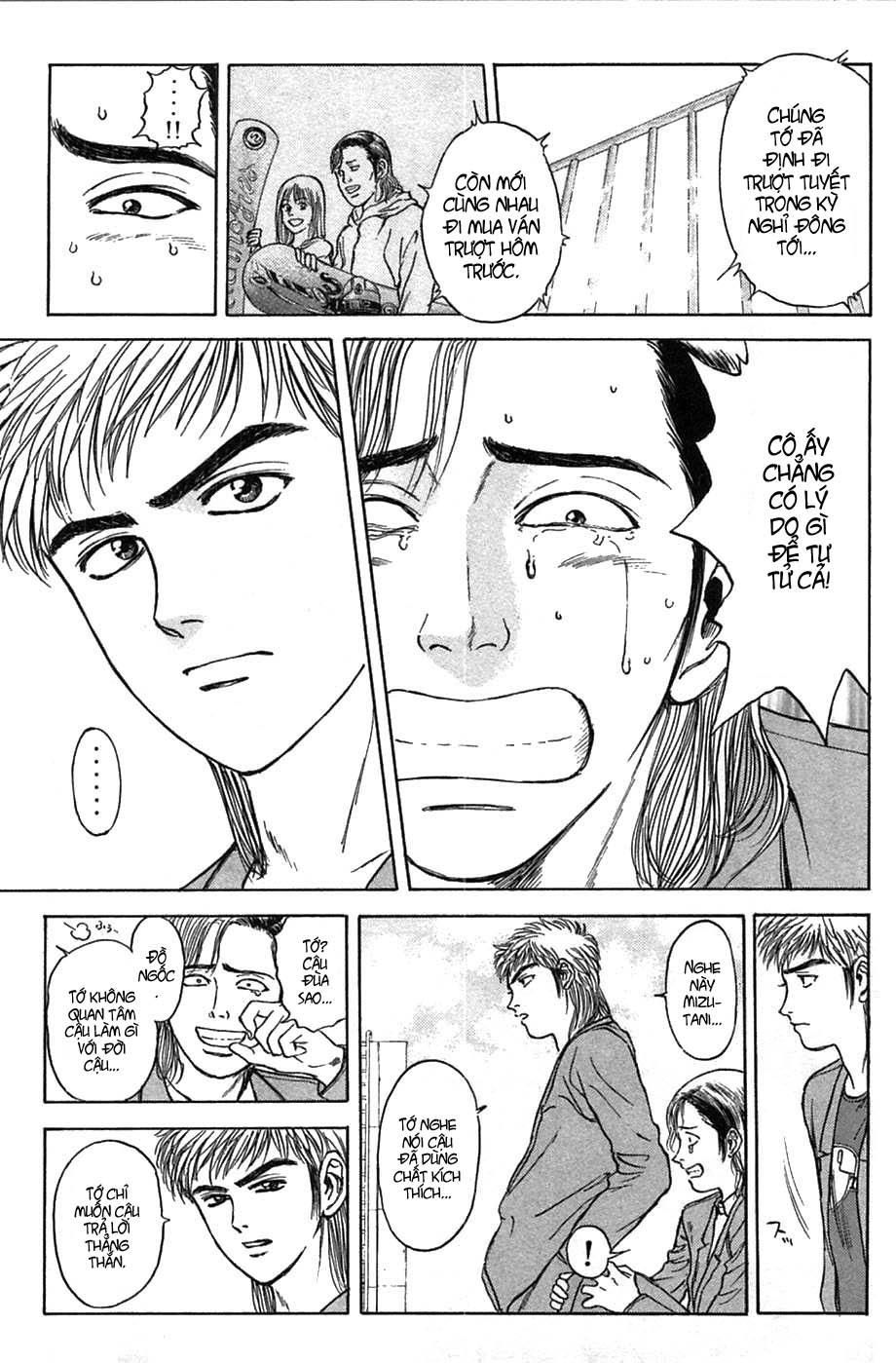 Psychometrer Eiji chapter 37 trang 10