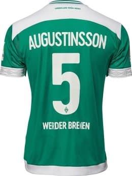 ヴェルダー・ブレーメン 2018-19 ユニフォーム-ホーム