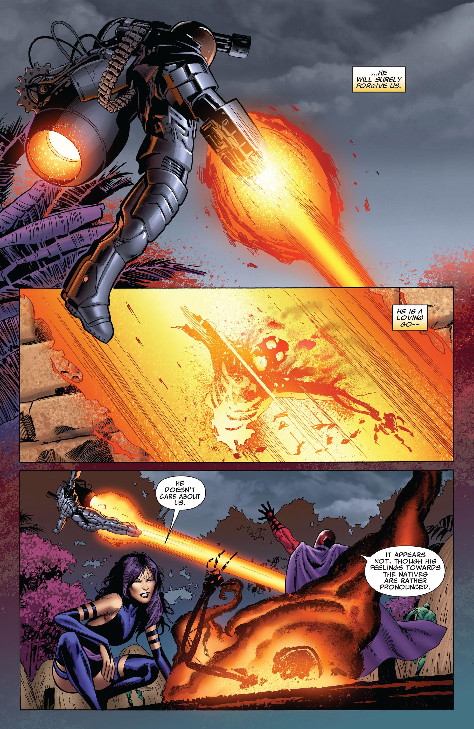 Read online Uncanny X-Men (2012) comic -  Issue #6 - 4