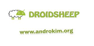 تحميل تطبيق DroidSheep آخر اصدار v16 للتجسس على الهواتف المتصلة بنفس شبكة الوايفاي و سرقتهم للأندرويد / Download DroidSheep v16 Android