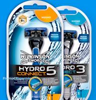 Logo Wilkinson: chatta e vinci gratis 320 Hydro Connect